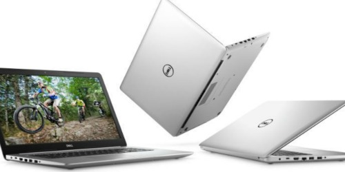 Dell Inspiron 15.6″ 1TB Laptop Just $549.99 (Regularly $750) w/ Free Office Depot Store Pick-Up