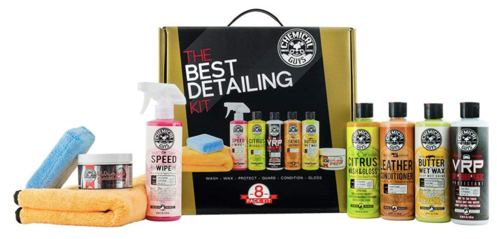 Amazon: Up to 40% Off Chemical Guys Car Washing Products +