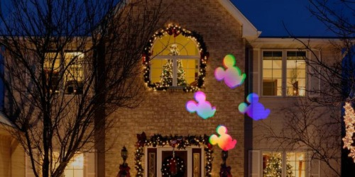 75% off Holiday Light Projectors at Lowe's