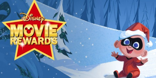 13 FREE Disney Movie Rewards Points + 50% Off Select Disney Movies