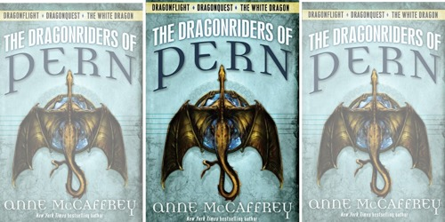 Amazon: The Dragonriders of Pern eBook Just $2.99 (Regularly $20)