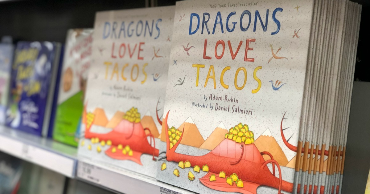 book about dragon