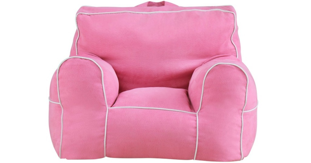 Admirable Dwell Home Kids Bean Bag Chair As Low As 24 49 Shipped Pabps2019 Chair Design Images Pabps2019Com