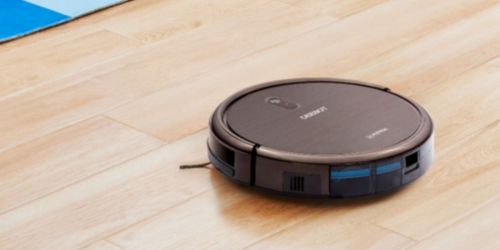 ECOVACS Robotic Vacuum Cleaner Only $134.99 Shipped (App-Controlled & Self-Charging)