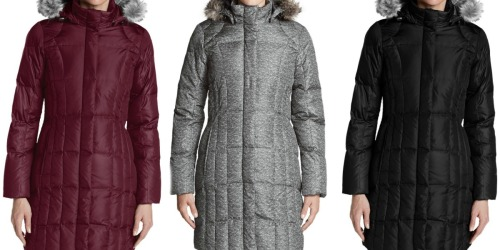 Eddie Bauer Women's Lodge Down Parka Only $99.99 Shipped (Regularly $249)