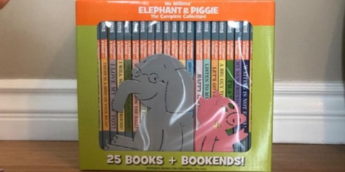 Elephant & Piggie: The Complete Hardcover Book Collection Only $75 Shipped (Regularly $150)