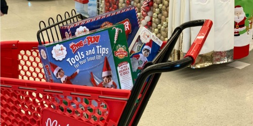 70% Off The Elf on the Shelf Toys, Crafts & More at Michaels (In-Store & Online)