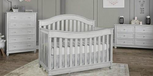 Evolur Hampton 5-in-1 Crib as Low as $226.99 Shipped (Regularly $430)