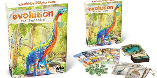 Target: Evolution The Beginning Strategy Game Only $7.45 Shipped (Regularly $25)
