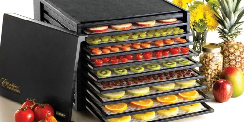 Amazon: Excalibur 9-Tray Electric Food Dehydrator Only $191.99 Shipped (Regularly $295)