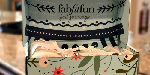 Like Surprises? Score Over $200 Worth of Full-Size Products from FabFitFun for ONLY $29.99 Shipped
