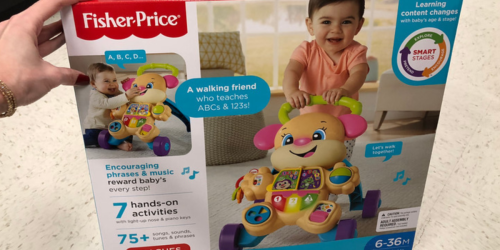 Amazon: $10 off $30 Fisher-Price Toys = BIG Savings on Imaginext, Little People, & More