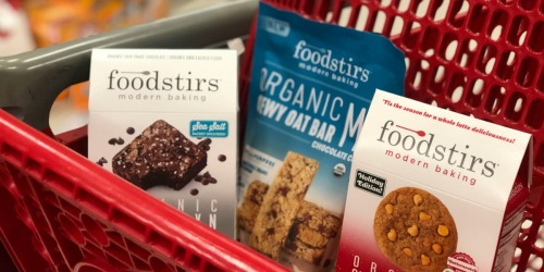 60% off Foodstirs Baking Mixes at Target