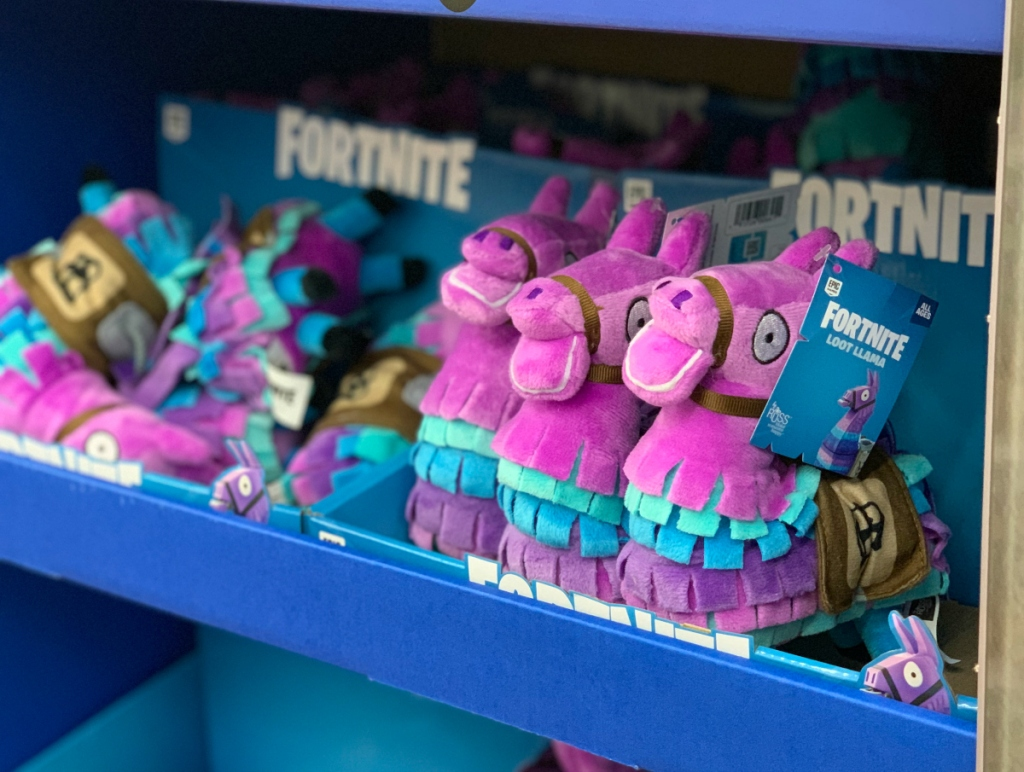 The Best Deals On The Latest Fortnite Toys Loot