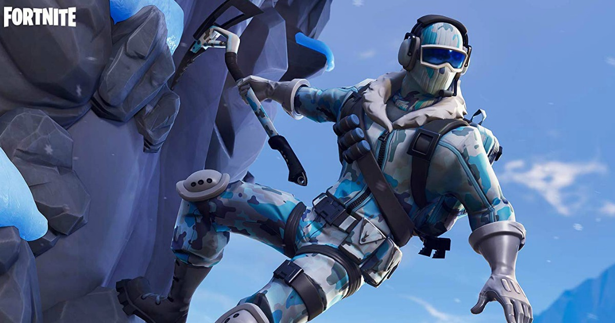 Fortnite screen shot
