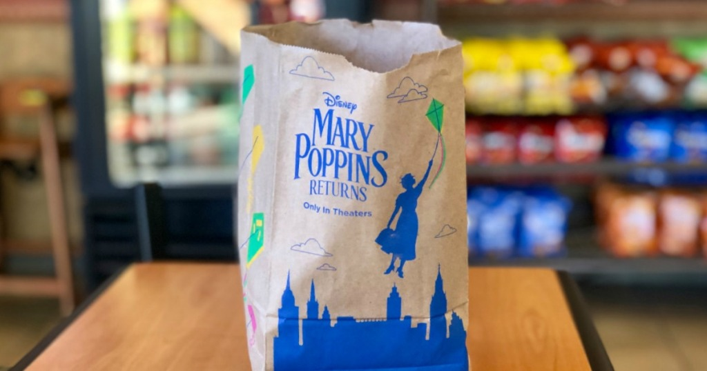 Free Mary Poppins Returns Fandango Child S Movie Ticket 11 Value