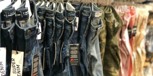 Up to 75% Off Gap Apparel for the Whole Family