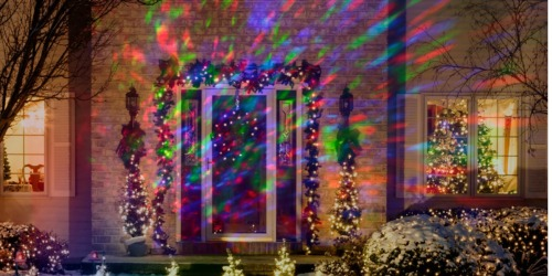 Up to 75% Off Holiday Lighting & Decor at Home Depot + Free Shipping