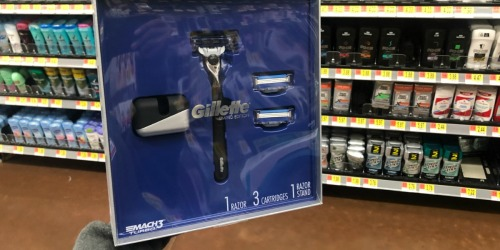 Limited Edition Gillette Gift Sets Only $4.97 (Regularly $20) at Walmart