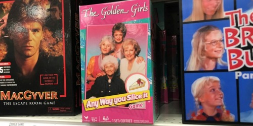 The Golden Girls Any Way You Slice It Trivia Game Only $4 (Regularly $12)