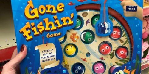Up to 70% Off Family Games (Twister, Gone Fishin' & More)