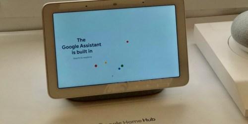 Google Home Hub + Nest Video Doorbell Only $249 Shipped (Regularly $378)
