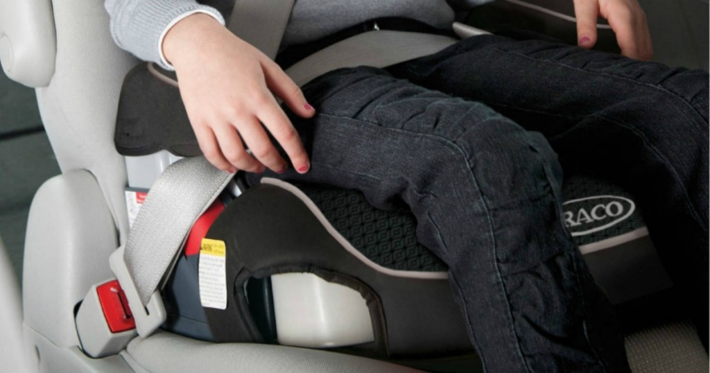 Graco Backless TurboBooster Car Seat Only 1399 Shipped At Target