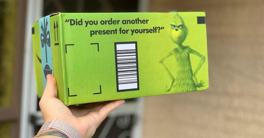 Green Monday box
