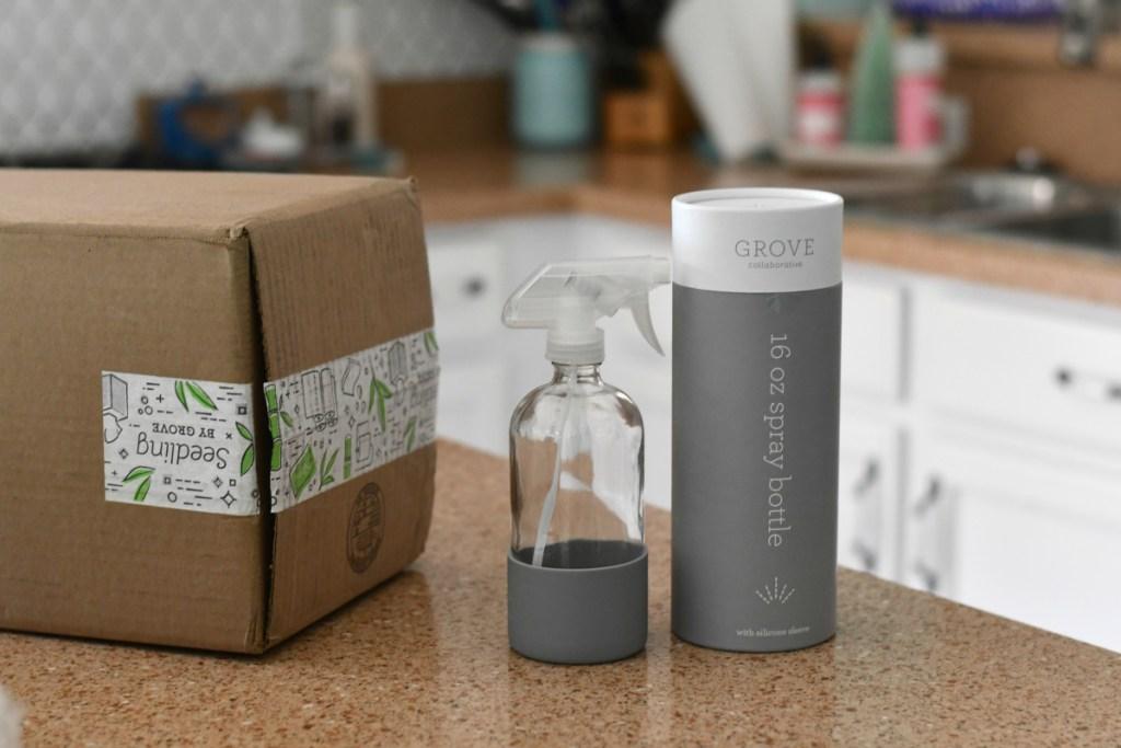 Grove Collaborative spray bottle
