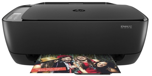 HP DeskJet Wireless Color All-In-One Printer Only $29.99 AND Get $10 Office Depot Rewards