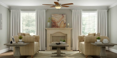 Home Depot: Up to 50% Off Ceiling Fans + Free Shipping
