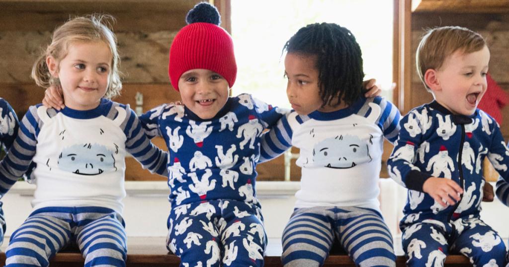 22767f5f6500 Over 70% Off Hanna Andersson Organic Cotton Kid Pajamas