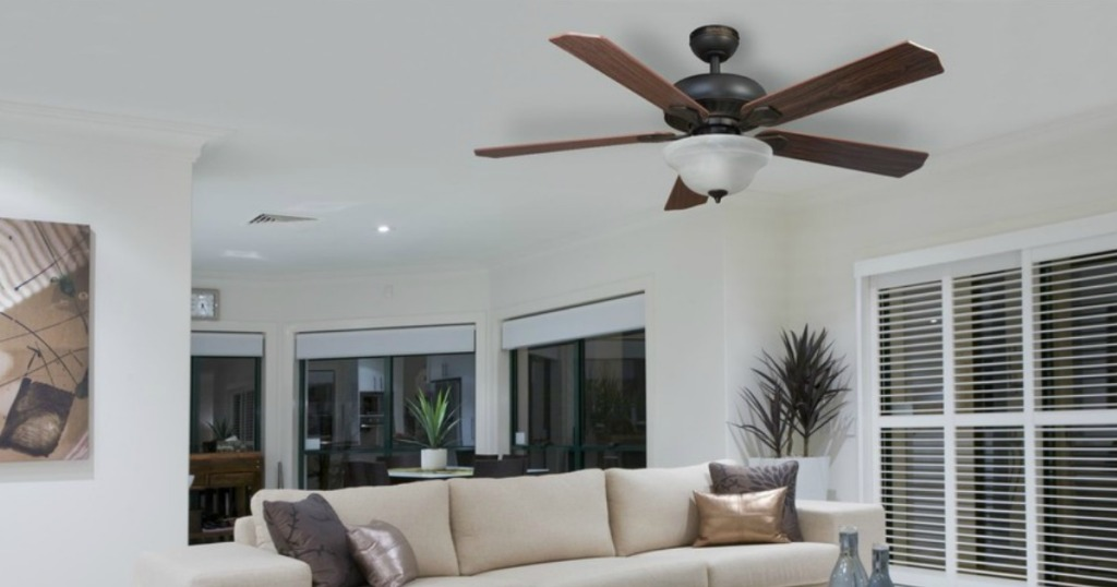 50 Off Ceiling Fans Free Store Pickup At Lowe S