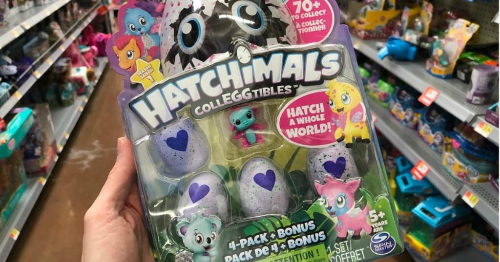 Walmart.com: Hatchimals CollEGGtibles 4-Pack + Bonus Only ...