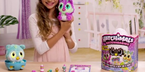 Hatchimals Chipadee HatchiBabies Only $14.99 Shipped (Regularly $60) – Amazon Exclusive