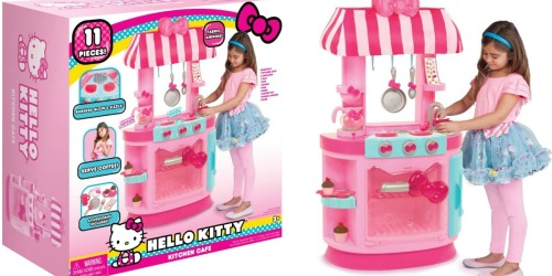 Just Play Hello Kitty Kitchen Cafe Only $34.99 Shipped (Regularly $90)
