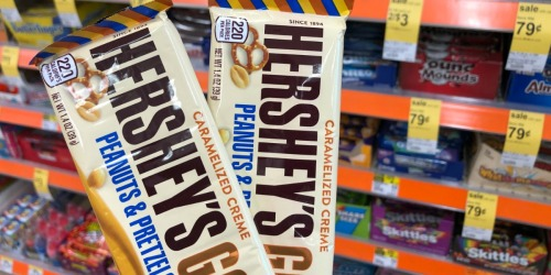 Hershey's Gold Bar Only 14¢ at Walgreens