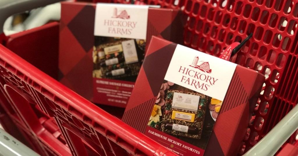 30% Off Hickory Farms Holiday Gift Sets at Target