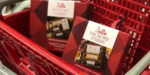 30% Off Hickory Farms Holiday Gift Sets at Target