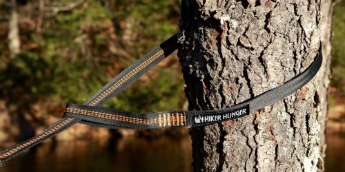 Amazon: Hiker Hunger Hammock Tree Straps as Low as $6.29 Shipped + More