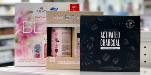 45% Off Beauty & Personal Care Gift Sets at Target (Love, Beauty & Planet, Schmidt's, Yes To & More)