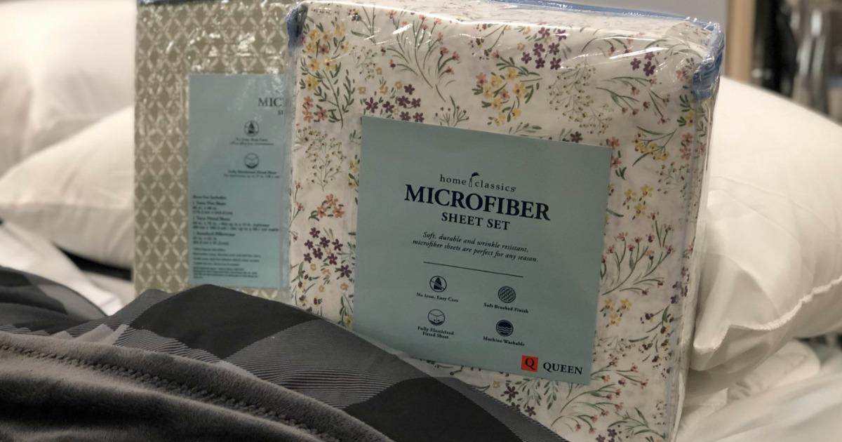 Kohl S Microfiber Sheet Sets Starting Under 10 Hip2save