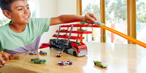 Amazon: Over 50% Off Hot Wheels, Thomas & Friends, Barbie, Fisher Price & More