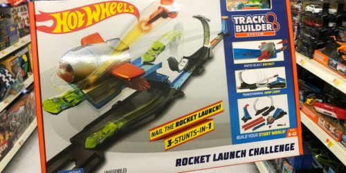 Hot Wheels Rocket Launch Playset Only $12.97 (Regularly $25+)