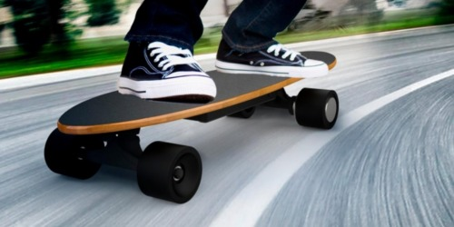 Hover-1 Cruz Electric Skateboard Just $98 Shipped at Walmart (Regularly $299)