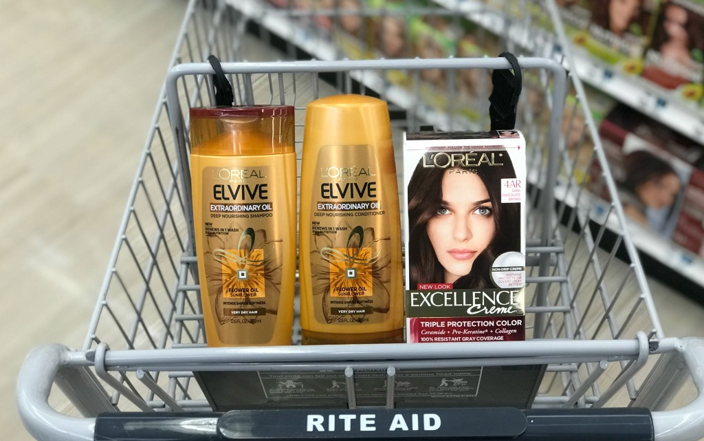 Rite Aid L'Oreal Products