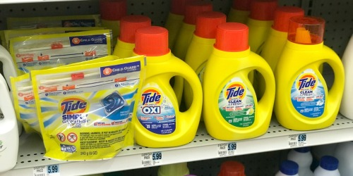Tide Simply Detergent $2.49, Holiday Gift Sets 50% Off & More at Rite Aid Starting 12/23