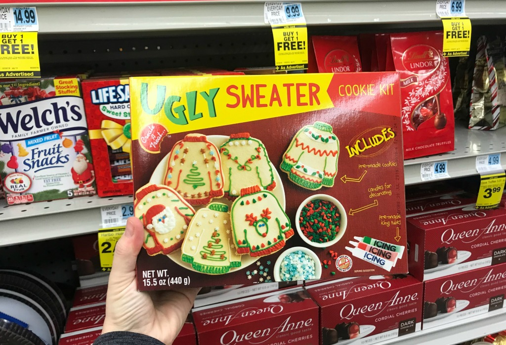 Rite Aid Holiday Food Kit