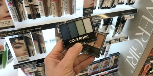 FREE CoverGirl Eyeshadow, $1 Clairol Hair Color & More at Rite Aid (Starting 12/16)