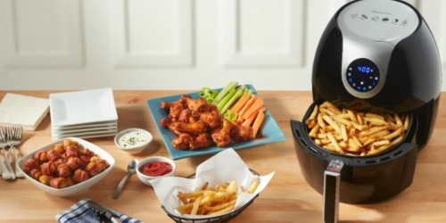 50% Off Insignia Digital Air Fryer + Free Shipping (Great Size for Big Families)